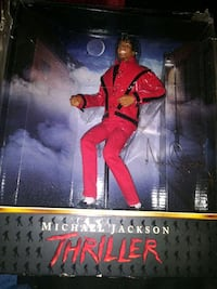 "Michael Jackson Collection Item "" Thriller "" Capitol Heights, 20743"