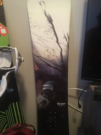 153 Option Snowboard(don't make these anymore ) 3157 km