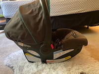 Infant/ Baby car seat with base $50  Graco click connect  Parkville, 21234