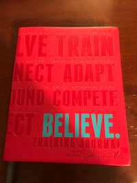 Marathon / Running / workout / exercise training journal Attleboro, 02703
