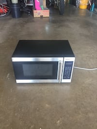 Black and gray microwave oven Dartmouth, B2X 3S8