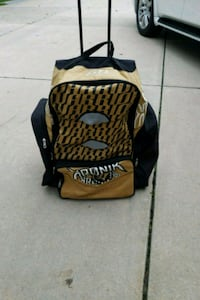 Warrior Lacrosse Roller Back Pack Washington Township, 08080