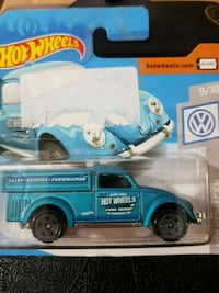 Hot Wheels - 49 Volkswagen Beetle Pickup