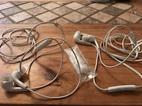 Two Pairs of Samsung Headphones with Extra Earbud Covers, $5 Each Pair Edmonton, T5T