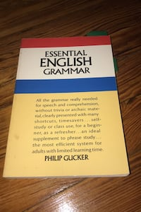 Essential English grammerbbb New York, 11421