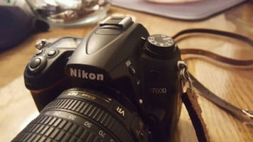 Nikon D 7000 [TL_HIDDEN] mm Lens/Camera Bag