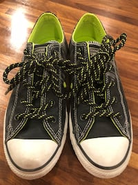 Kids converse all stars size 3 excellent condition. Located in Murray hold with Venmo Murray, 84123