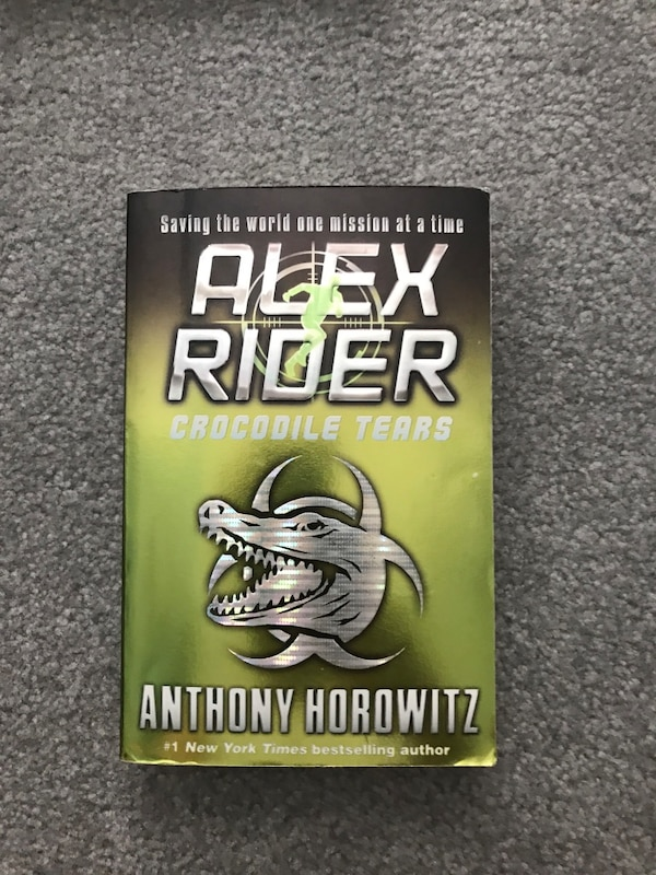 Alex Rider Book Series c82758b6-57c9-450a-8923-035257be867f