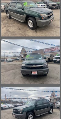 2002 Chevrolet Avalanche 4x4 1500 Series Youngstown
