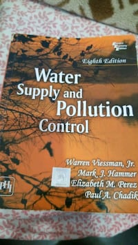 Water Supply and Pollution Control  Toronto, M2J 1M2