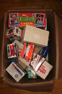 5000+ Sports Cards