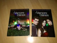 The Vampire Diaries Staffel 1 & 2 Paderborn, 33104