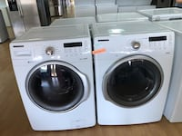 Stackable Samsung Washer and Dryer Set Woodbridge, 22191