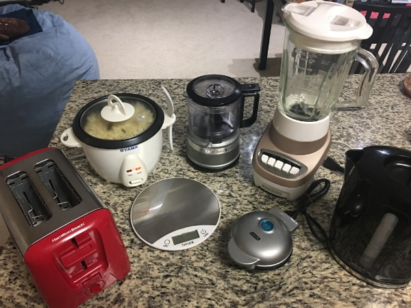 Kitchen Appliances Bundle Move Out Sale
