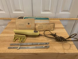 Vintage GE Electric Knife
