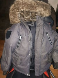 Boys Storm Mountain winter jacket 10/12 Mississauga, L5B 2C9