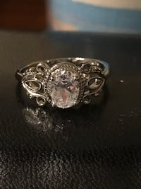 Silver-colored ring Anderson, 29621