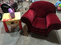 Blues Clues Thinking Chair, Side Table Drawer, Mail Time Mailbox PERRYSBURG PICK UP Perrysburg, 43551