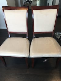 New chairs 40 each 3151 km