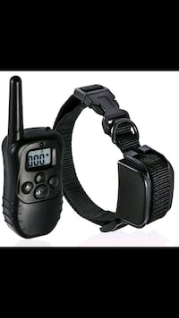 Dog shock collar fcfs  Oyster Creek, 77541