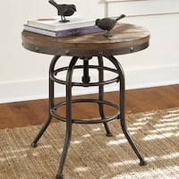 *Brand New* Laurel Foundry Modern Farmhouse Likens End Table Mississauga