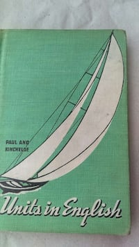 green and white Units in English by Paul and Kinchelde book California, 91331