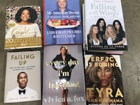 Books $10 each NEW Los Angeles, 90064