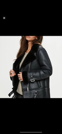 Missguided New leather jacket with tags on Toronto, M5V 1B1