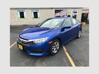 2016 Honda Civic LX Sedan CVT Woodbridge