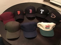 Snapbacks and new era fitted hats $6 EACH OR 2 FOR $10 Brooklyn, 11212