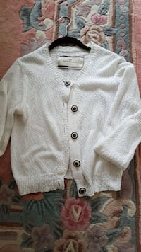 Vit cardigan Gothenburg, 418 38