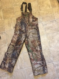 Field & Stream  camouflage hunting overalls pants