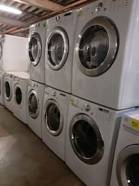 LG front load washer and dryer set working perfectly from $400 & up  Baltimore, 21223