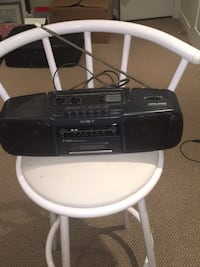 Sony cassette and radio Richmond Hill, L4S 1C1