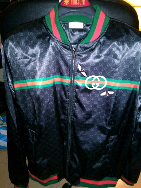 f5a9ba37687 Used Gucci Men Jacket Size Large for sale in Bronx - letgo