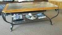 Tiled top coffee table Baltimore, K0K 1C0
