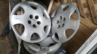 Set Of 4 Wheel Cover For Toyota 14""