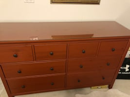 Hemnes 2 chest drawer and 8 chest drawer