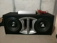 JL Audio Subs and Amp