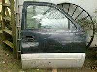 GMC doors fender etc. Hamilton