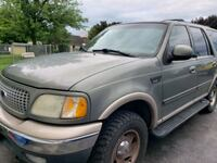 1999 Ford Eddie Bauer Expedition  Taneytown, 21787