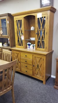 """55"""" Hutch and buffet- New Freehold"""