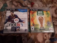 FIFA 14 and 2014 World Cup PS3