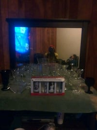 14 Pc Crystal Glassware Set 4 Pc marilyn monroe  Maumelle, 72113