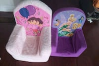 Dora and tinkerbell chair  Aurora, L4G 7V2