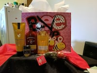 Happiness Aroma Therapy Valentine's Gift set Redlands