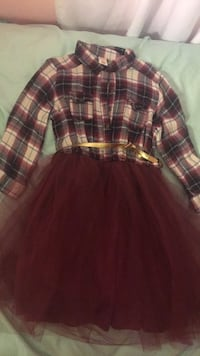 Girls dress size 12 Concord, 94519