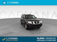 2012 Nissan Pathfinder suv Silver Edition Sport Utility 4D Black Fort Myers