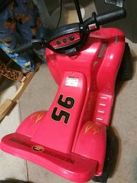 Battery operated lightning mcqueen quad Englewood, 80110