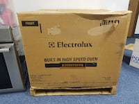 Electrolux ICON Professional Oven NEW null